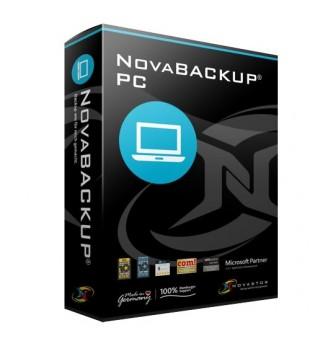 Backup für Heimanwender NovaBACKUP® PC