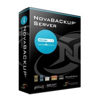 Backup für die kleine bis mittlere Firma NovaBACKUP® Server