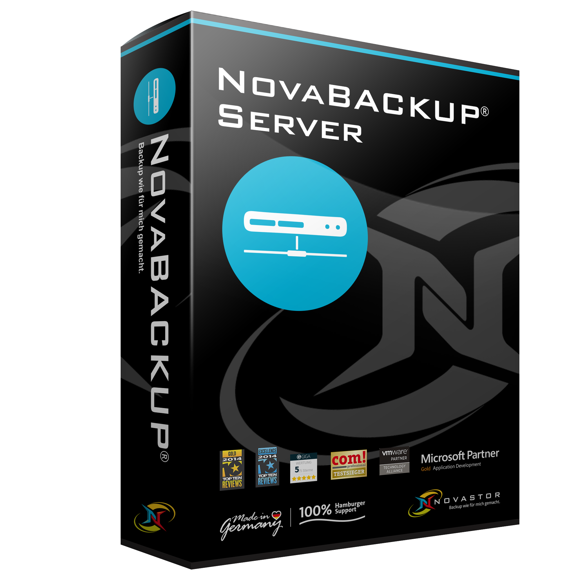 Novastor Server Backup